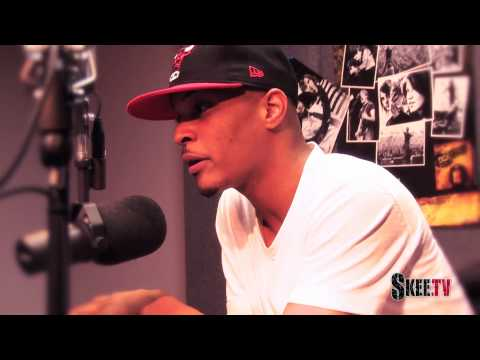 T.I. Discusses Lebron James' Free Agency  w/ DJ Skee