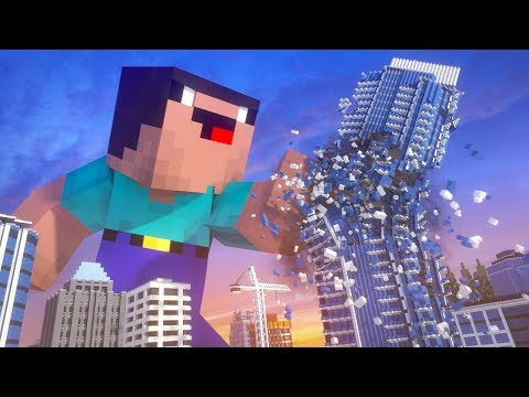 GIANT DERP Minecraft Animation