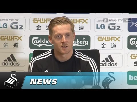 Swansea City Video: Garry Monk's Everton preview