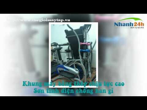 Xe đạp Obitrac Elite MO 2085