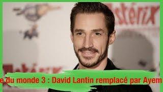 Les Marseillais VS le reste du monde 3 : David Lantin remplacé par Ayem ? Il s'exprime sur Twitter