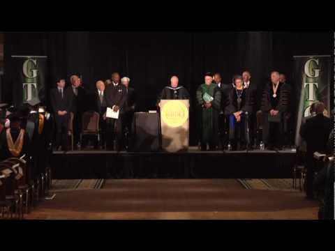 Guilford Technical Community College | President's Installation - part I