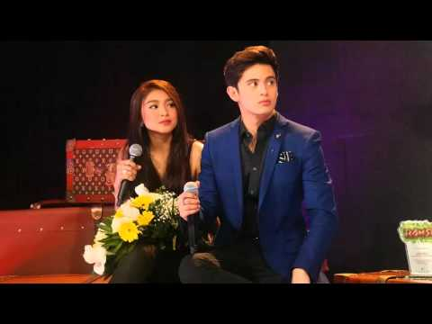 How will JaDine prepare for their concert?