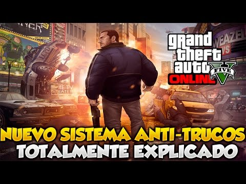 GTA V Online Nuevo Sistema Anti Trucos Y Baneos Totalmente Explicado GTA 5 Online