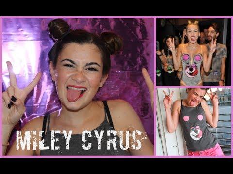 Miley Cyrus Vma Tutorial