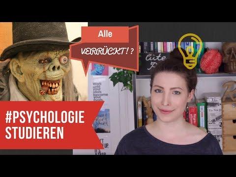 Sind alle Psychologen verrückt? Vorurteile übers Psychologie-Studium - Teil 1 #Psychologie studieren