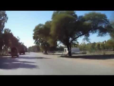 A Road Trip On Kohat Indus Highway video