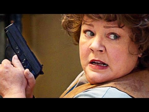 SPY - SUSAN COOPER UNDERCOVER Trailer Deutsch German & Check | Melissa McCarthy 2015 [HD]