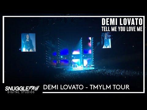 Demi Lovato - Tell Me You Love Me Tour [INGLEWOOD, CA]