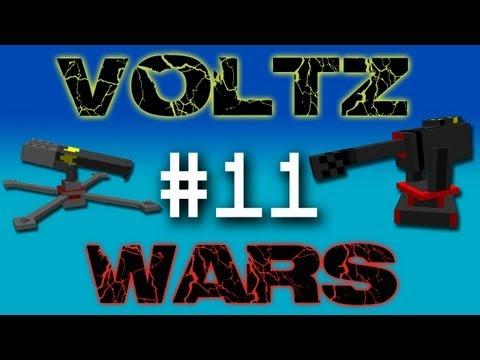 Minecraft Voltz Wars Scary New World #11