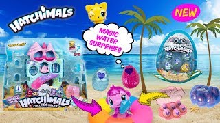 Hatchimals Season 5 Mermal Magic Limited Edition Color Changing Hatchimals Coral Castle