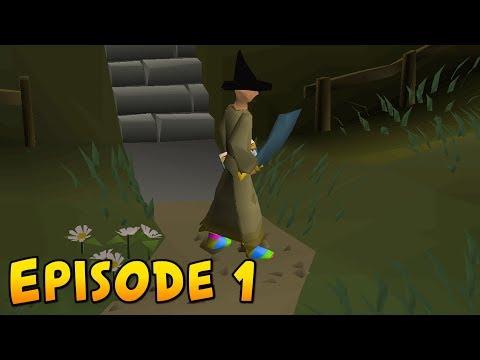 So It Begins! - Old School Runescape Progress Episode 1