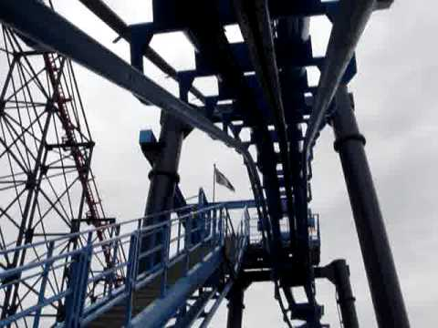 Infusion (Front Row POV) Pleasure Beach, Blackpool UK