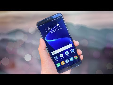 Unboxing 2018's First Smartphone