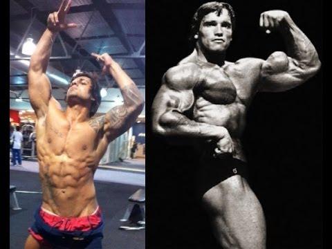 Arnold & Zyzz - Bodybuilding HD