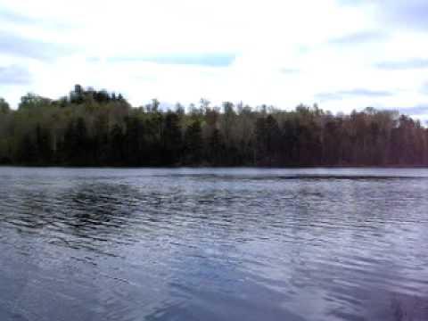 Olmstead Pond, Five Pond Wilderness, Adirondack Forest Preserve