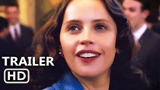 ON THE BASIS OF SEX Official Trailer (2018) Felicity Jones, Armie Hammer Movie HD