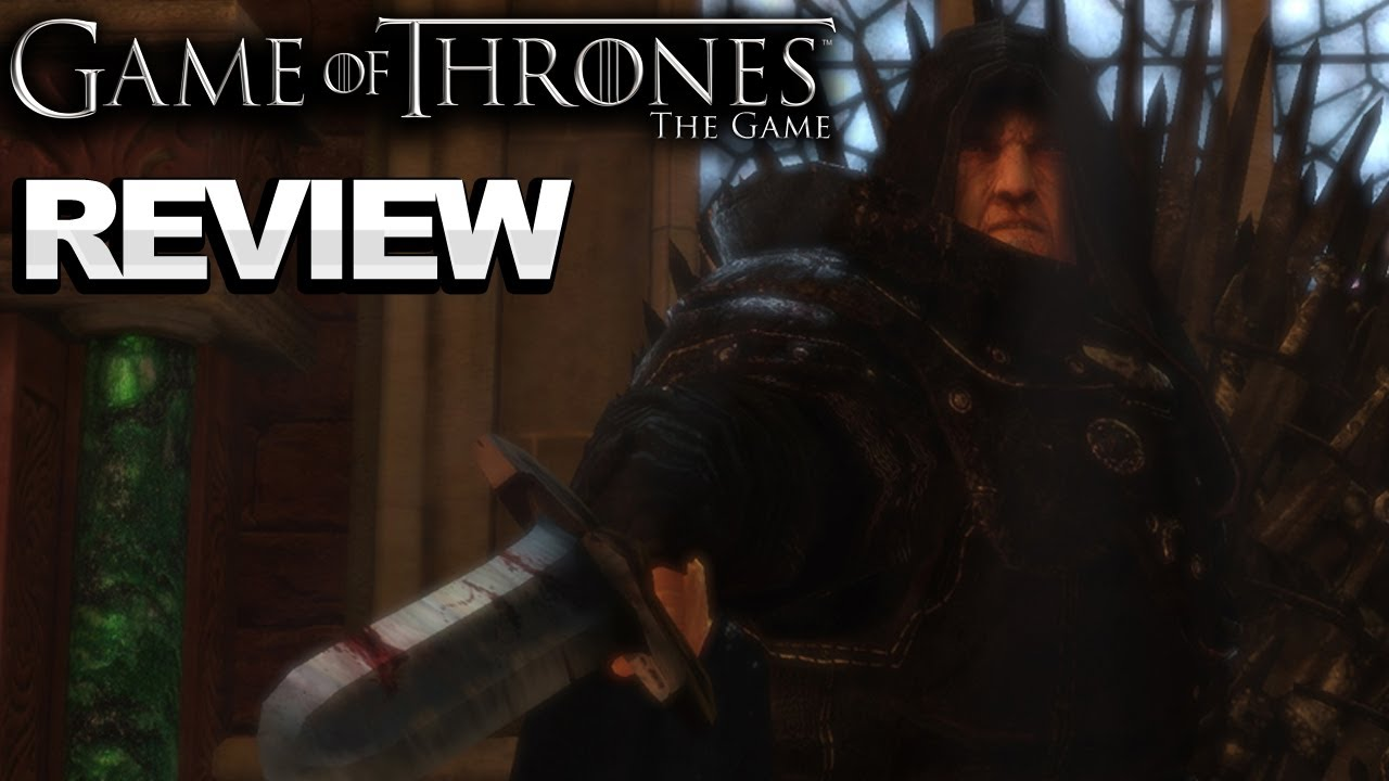 game of thrones the game review