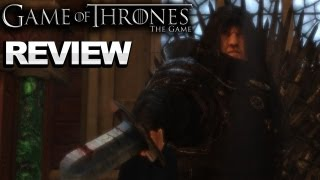 Game of Thrones: The Game - Video Review