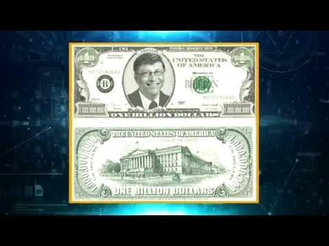 ¿Cuánto Gana Bill Gates Por Segundo?