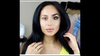 Видео жесть  - девушки  без макияжа