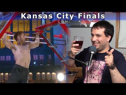 Kansas City Finals - American Ninja Warrior 9 Review