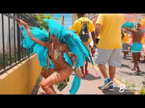 Bacchanal Jamaica Carnival Road March 2018 [After Movie]