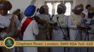 LOVE OF CHRIST GENERATION CHURCH C n S LONDON TV SERIES 1