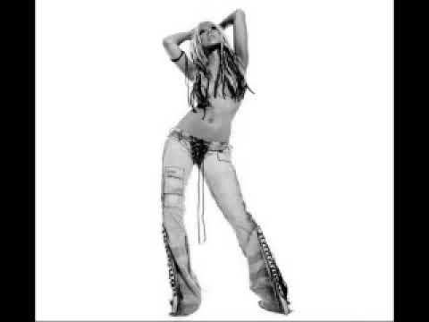 Walk Away - Karaoke + Lyrics - Christina Aguilera