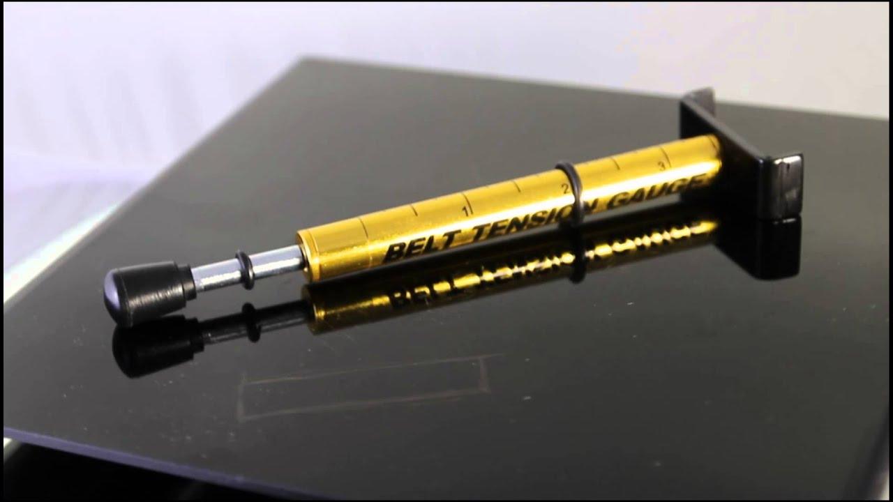 Belt Tension Gauge Tool Tool Belt Tension Gauge