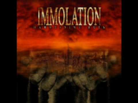 Immolation - Dead To Me