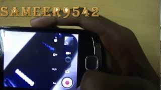 Samsung Galaxy Fit Xperia S Styled Rom Review