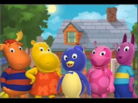 The Theme Song For The Backyardigans