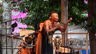 Julia Sarr - Gres du Jazz 2015