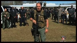 """You Will Be Hunted"" Capt Clay Higgins To Thugs - ACLU Objects"