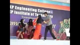 SKPEC Group dance by final yr CSE A 2012