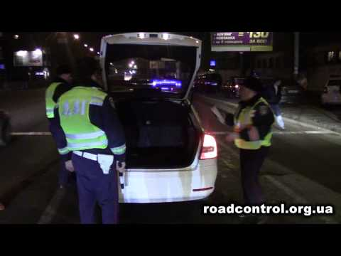 Инспектор КОБРЫ в хлам разбил свой патруль
