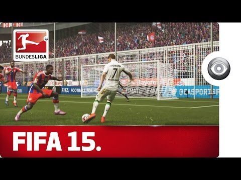 Borussia Mönchengladbach vs. Bayern München FIFA 15 Prediction with EA Sports