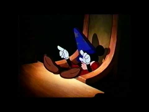 The Sorcerer's Apprentice [HD] (VHS Version)