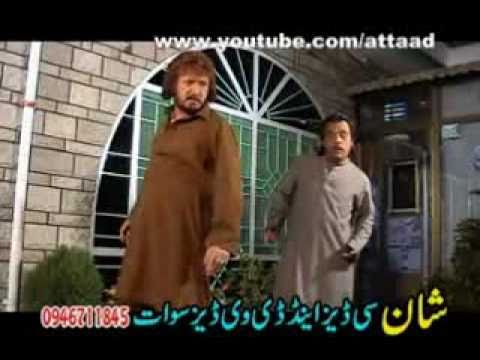 pashto new comedy drama os ba sake (part 11)jahangir khan _...