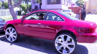Acura Memphis on Outrageous Maxima On 26 Dub Stuntin Floaters   Wonderful Clip