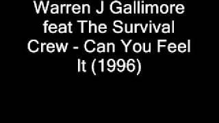 Watch Warren G Can You Feel It video