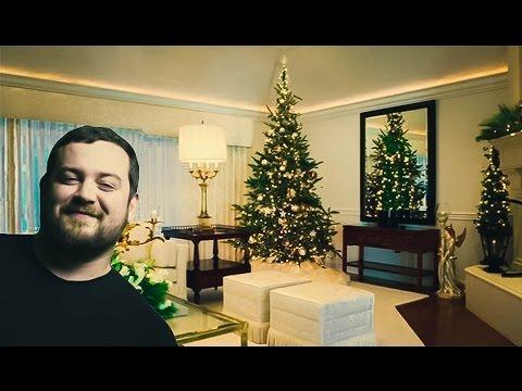 Давидыч поздравляет всех с наступающим Новым Годом
