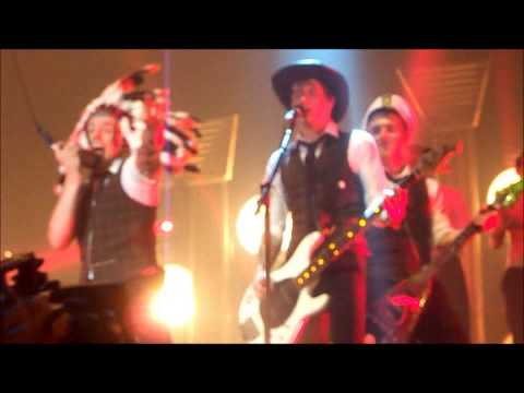 Smile / Don't Worry Medley / YMCA - McFly @ Wembley Arena