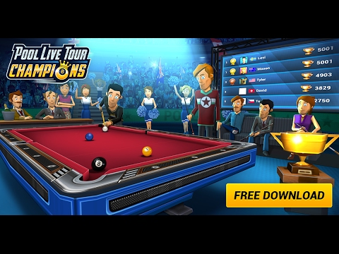 Pool Live Tour: Champions APK Cover
