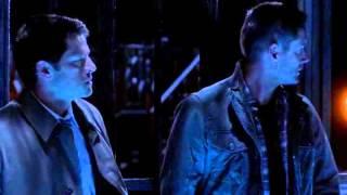 Lucifer Fights Sam, Dean, and Castiel S11E10