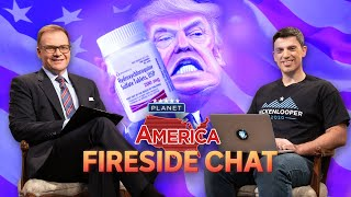 Did America's slow COVID-19 response cost lives? | Planet America Fireside Chat
