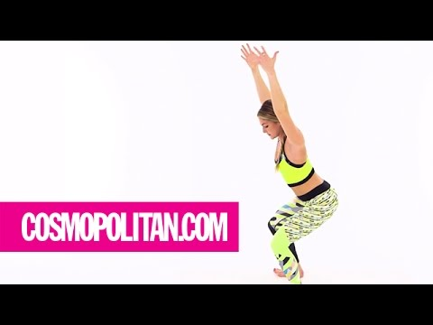 Sculpt a Sexy Yoga Butt in Less Than 20 Minutes   Cosmopolitan thumbnail