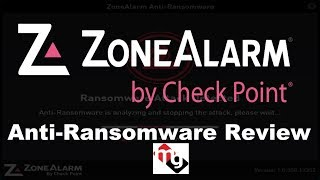 ZoneAlarm Anti-Ransomware Review