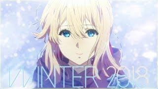 Upcoming Anime | Winter 2018